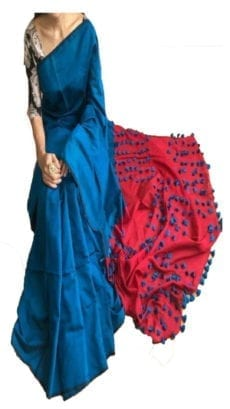 POWERDRESSING IN SAREES-yespoho