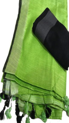Cotton Plain Parrot Green Salab-yespoho